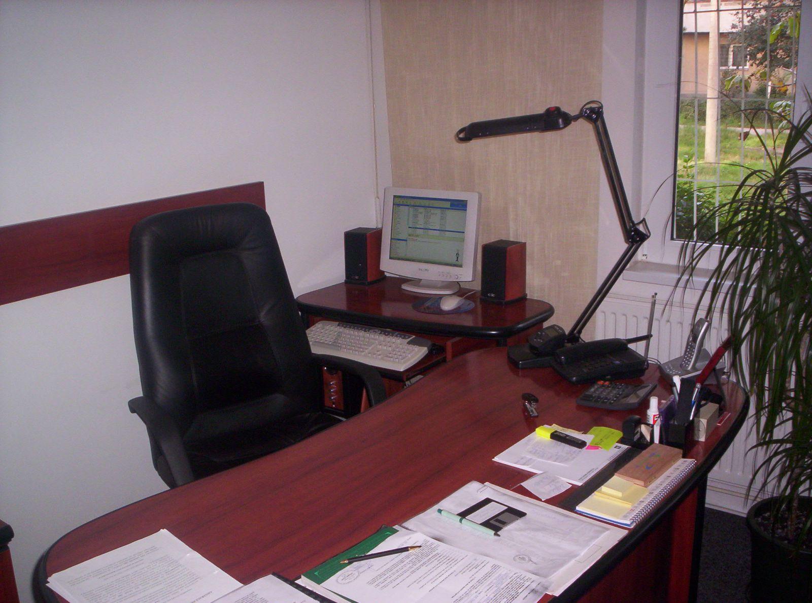 Birou de lucru..de relax...de orice :)