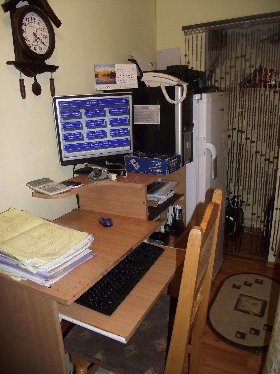 Biroul meu conta