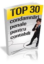 Top 30 condamnari penale pentru contabili