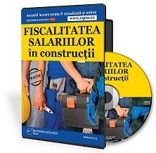 Fiscalitatea salariilor in constructii